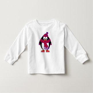 Snow Penguin Toddler T-shirt