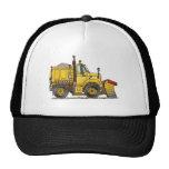 Snow Plow Truck Hats