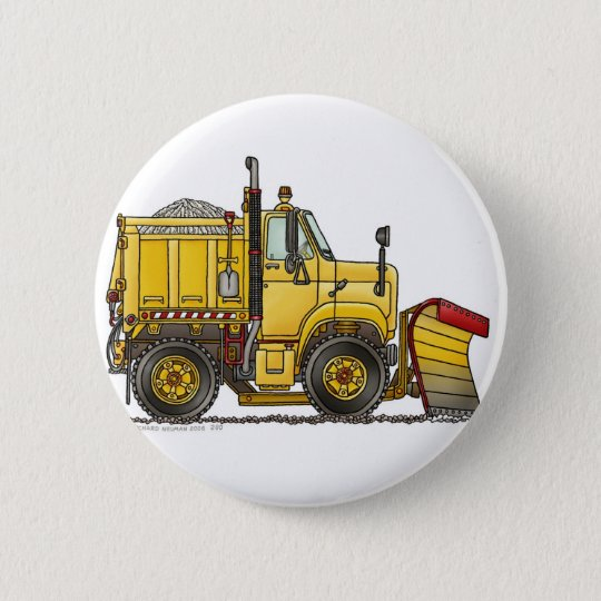 Snow Plow Truck Pins