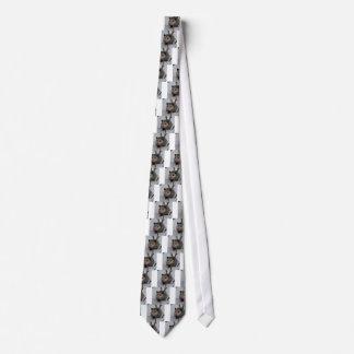 Snow Possum Tie