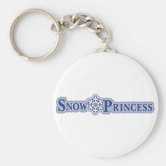 Snow-Princess-Light Keychain