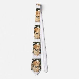 Snow Puppy Tie