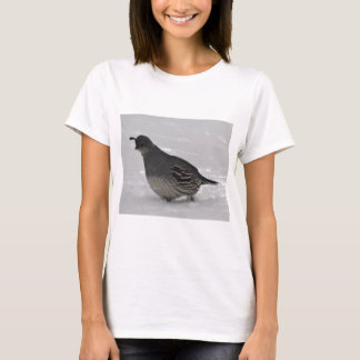 Snow Quail T-Shirt