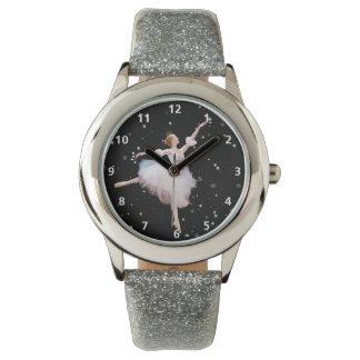 Snow Queen Ballerina With Numerals Wristwatches