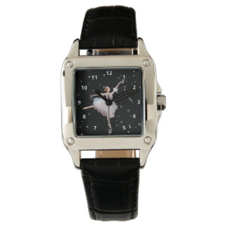 Snow Queen Ballerina Wristwatches