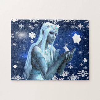 Snow Queen Jigsaw Puzzle