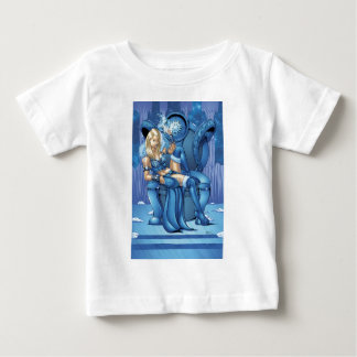Snow Queen Pin-up Baby T-Shirt