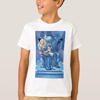 Snow Queen Pin-up T-Shirt