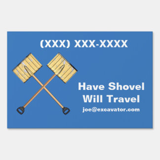 Snow Shoveling Business