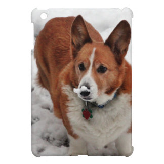 Snow Snout iPad Mini Cover