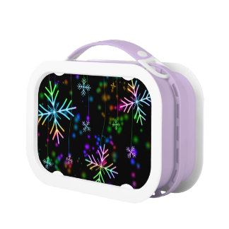 Snow Star Lunch Box
