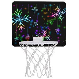 Snow Star Mini Basketball Hoop