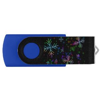 Snow Star USB Flash Drive