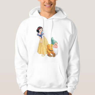 Snow White And Bashful Hoodie