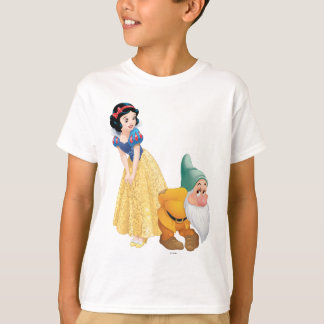 Snow White And Bashful T-Shirt