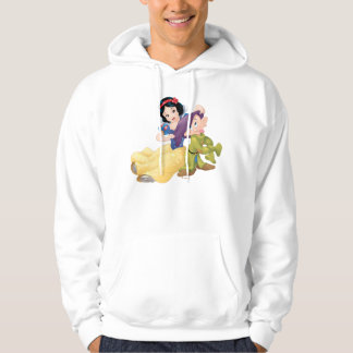 Snow White And Dopey Hoodie