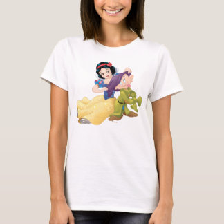 Snow White And Dopey T-Shirt