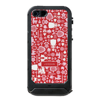 Snow White and Friends Pattern | Add Your Name Incipio ATLAS ID™ iPhone 5 Case