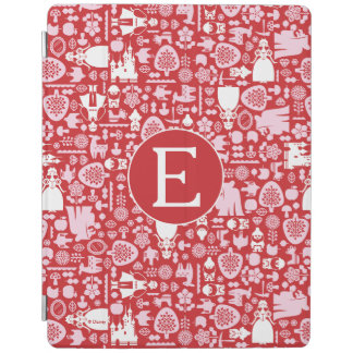 Snow White and Friends Pattern | Monogram iPad Cover