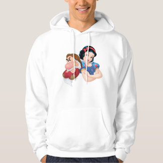 Snow White And Grumpy Hoodie