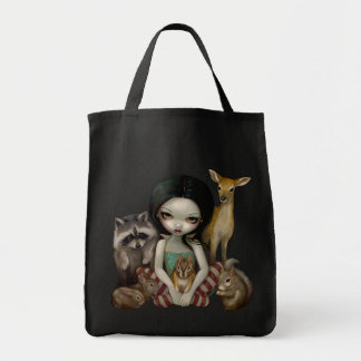 Snow White And Her Animal Friends Bag