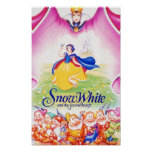 Snow White and the Evil Queen Poster