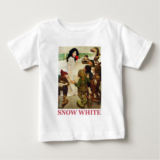 Snow White and The Seven Dwarfs Baby T-Shirt