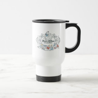 Snow White and the Seven Dwarfs | Fairest of All Travel Mug