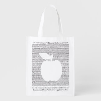 Snow White and the Seven Dwarfs Tote