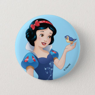 Snow White | Besties Rule 2 Inch Round Button