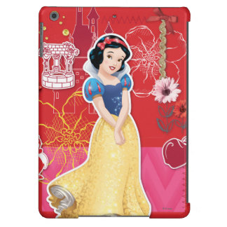 Snow White - Cheerful and Caring iPad Air Case