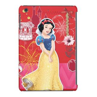 Snow White - Cheerful and Caring iPad Mini Retina Covers