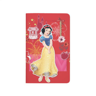 Snow White - Cheerful and Caring Journals