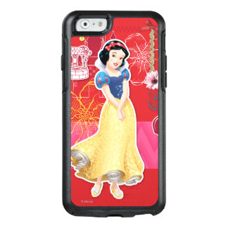 Snow White - Cheerful and Caring OtterBox iPhone 6/6s Case