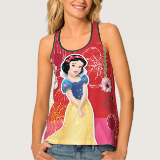 Snow White - Cheerful and Caring Tank Top