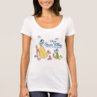 Snow White & Dopey with Friends T-Shirt
