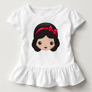 Snow White Emoji 2 Toddler T-shirt