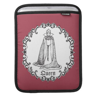 Snow White | Evil Queen - Vintage Villain iPad Sleeve