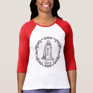 Snow White | Evil Queen - Vintage Villain T-Shirt