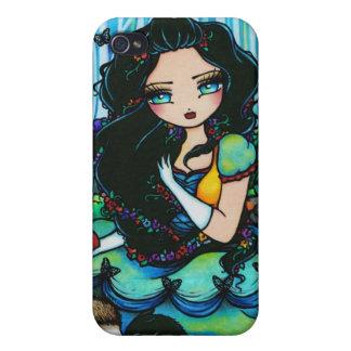 Snow White Fantasy Fairy Tale Art Hannah Lynn Case For iPhone 4