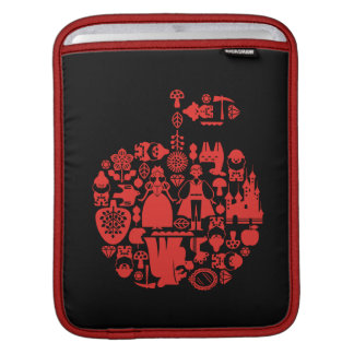 Snow White & Friends Apple iPad Sleeve