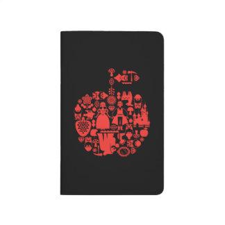 Snow White & Friends Apple Journals