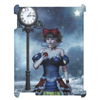 Snow White Grunge Cover For The iPad 2 3 4