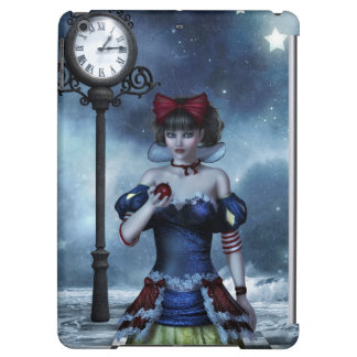 Snow White Grunge iPad Air Covers