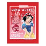 Snow White - Her Royal Sweetness Postcard