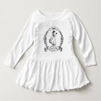 Snow White   Holding Apple - Elegant Sketch Dress