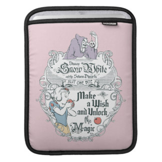 Snow White | Just One Bite iPad Sleeve