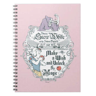 Snow White   Just One Bite Notebook