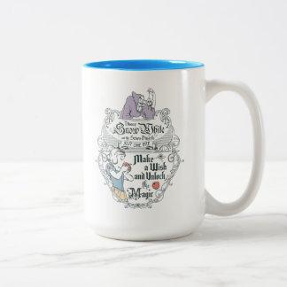 Snow White | Just One Bite Two-Tone Coffee Mug