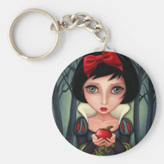 Snow White Keychain